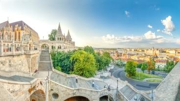 VIENA, BUDAPEST e PRAGA