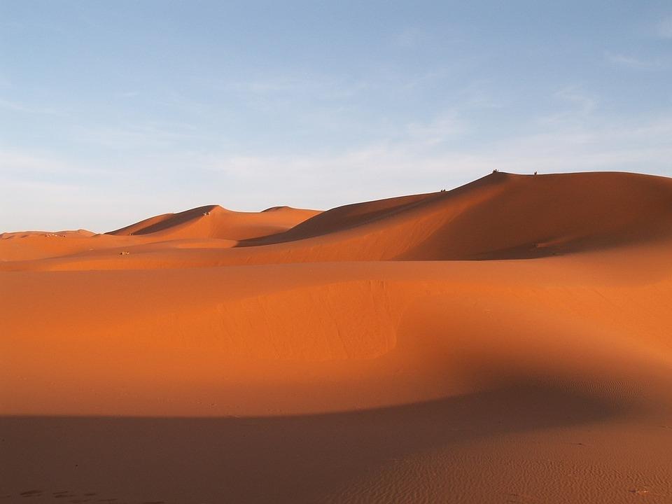 A PORTA DO DESERTO