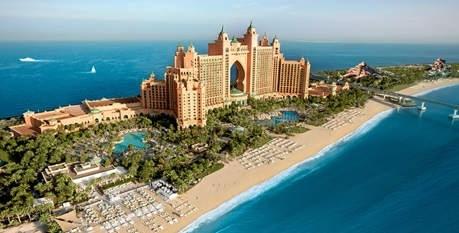 DUBAI NO ATLANTIS THE PALM