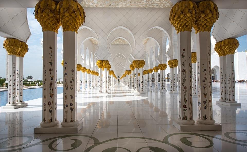 CONTRASTES DE DUBAI E ABU DHABI