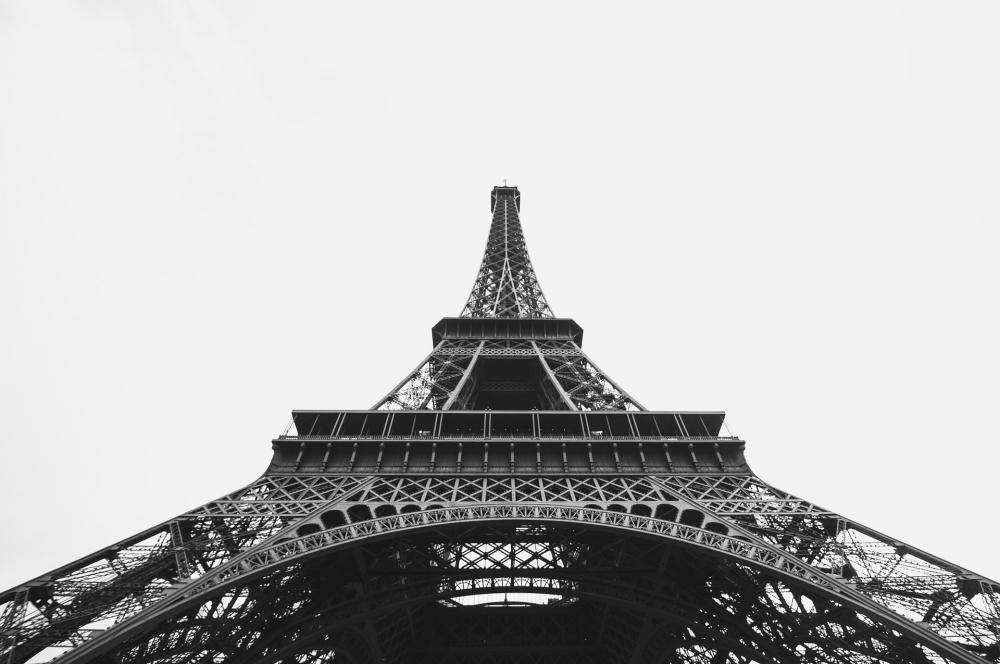 PARIS E MADRID (de avião)